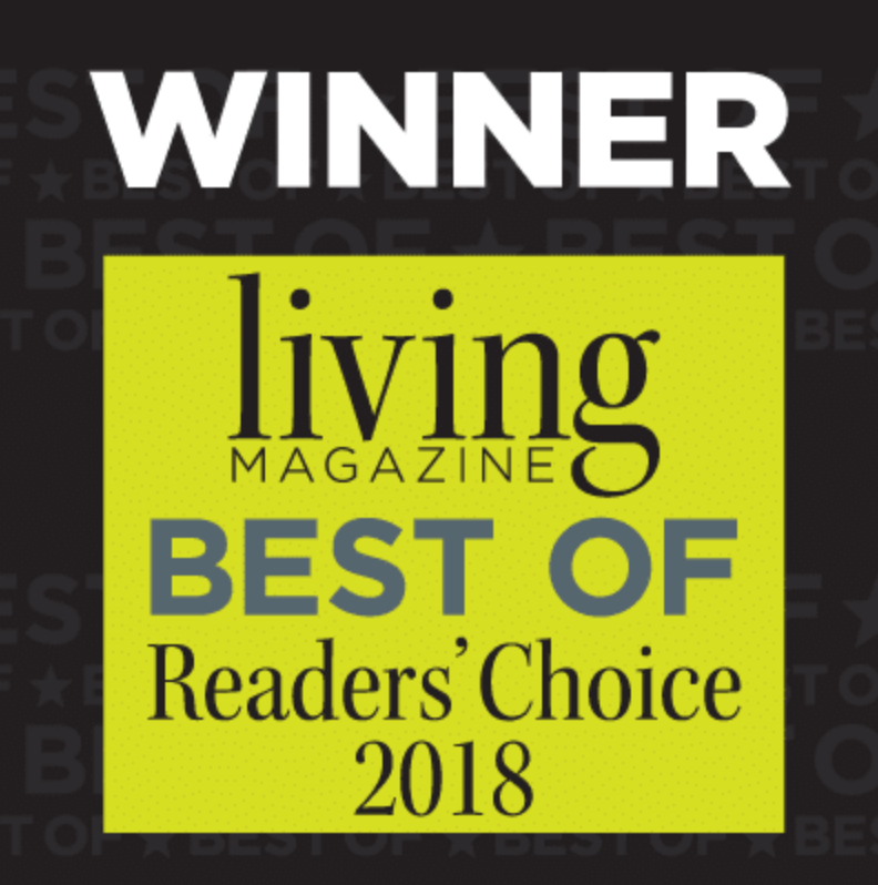 winner living magazine best of readers choice 2018